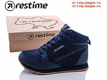 Ботинки KWZ18839 navy-oxford / p. 36-41 restime/ 8пар